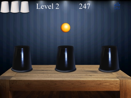 Whack The Cup - find the hidden ball-ipad-1