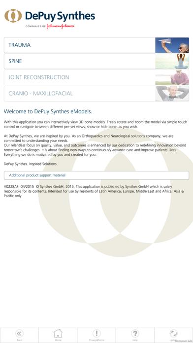DePuy Synthes eModels