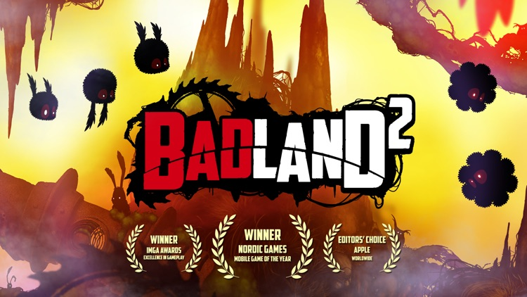 BADLAND 2 screenshot-0