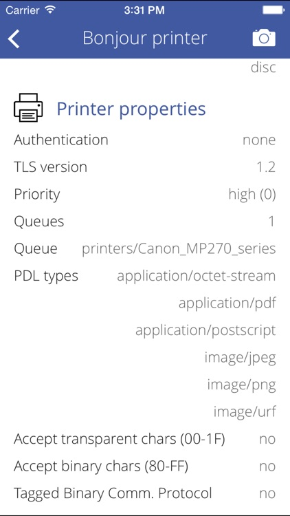 Printer Discover screenshot-3