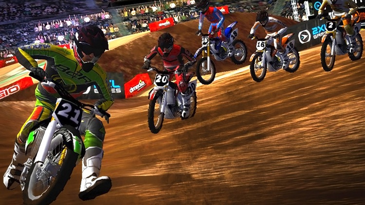 2XL Supercross screenshot-4
