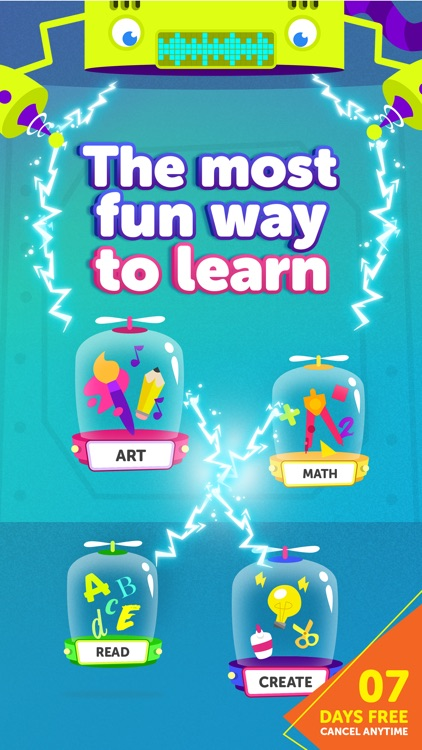 PlayKids Learn - Learning through play screenshot-0