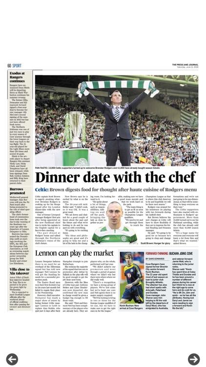 Press and Journal Inverness screenshot-3