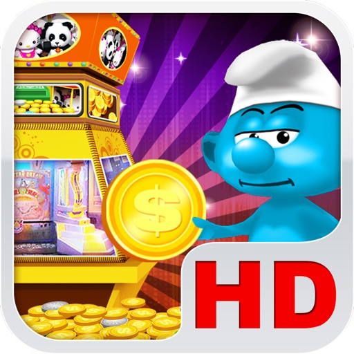 Dozer Frenzy HD PRO:  King's Fortune Coin 3D Touch Arcade Game icon