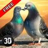 ピジョン鳥サバイバルシミュレーター3D - iPhoneアプリ