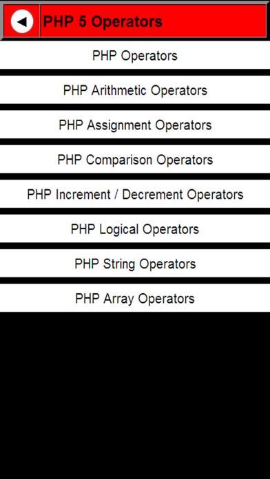 PHP programming tutorial screenshot two