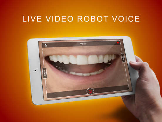 Robot Voice Booth | App Price Drops