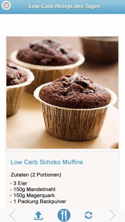 Low Carb Rezept des Tages - LowCarb Rezepte screenshot-4
