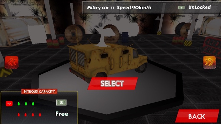 Racing Killing Zombies on Highway War 3D screenshot-4