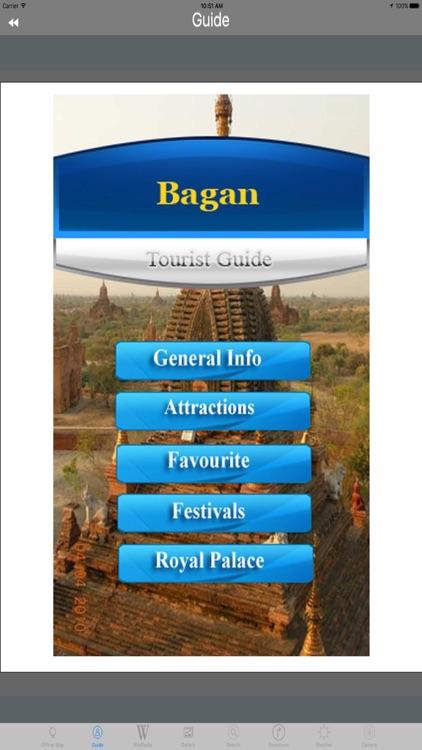 Bagan Temples and Pagodas Tourist Guide screenshot-4