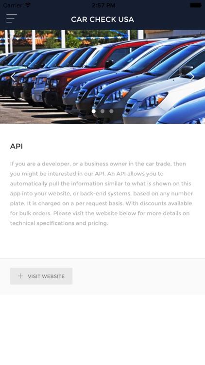 Car Check USA screenshot-4