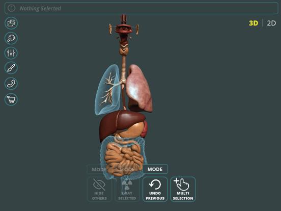Visual Anatomy 3D | Humanのおすすめ画像2