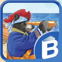 Blackbear The Pirate - Children's Book with AR