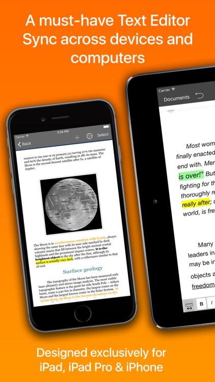 TextEdit+ for RTF, LaTeX, Md screenshot-4