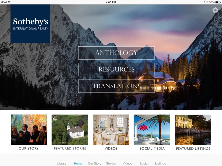 Sotheby's International Realty Anthology