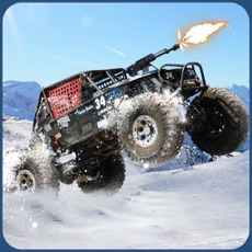 Activities of Buggy Death Racing Car Driver: Winter Rally Race