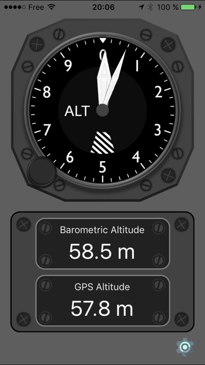 Barometric Altimeter FREE