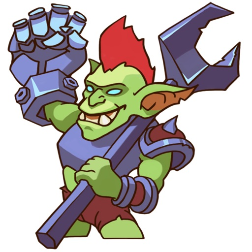 Goblin Defenders 2 Stickers icon
