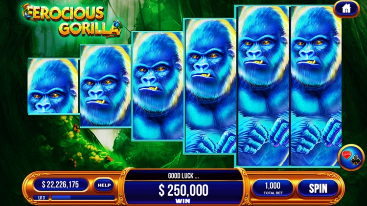Slots Casino - Feeling Zeus Power Slots,Colorful Fish Slots in vegas. screenshot-2