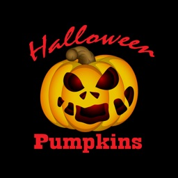 Halloween Pumpkins Stickers