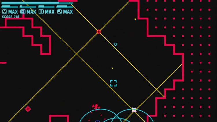 Watchlist - Retro Arcade Shooter