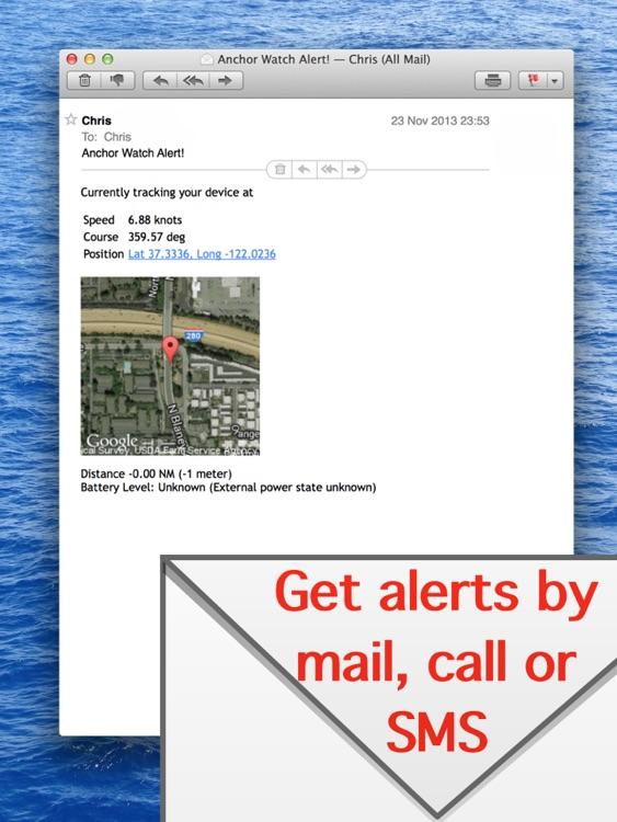 Anchor Watch HD screenshot-4