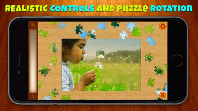 Join It - The Most Real Jigsaw Puzzles screenshot-0
