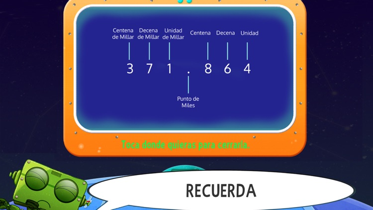 6 and 7 Digit Numbers - LSP screenshot-3
