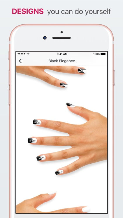 Nail Designs - Create Beautiful Manicures & Art screenshot-0