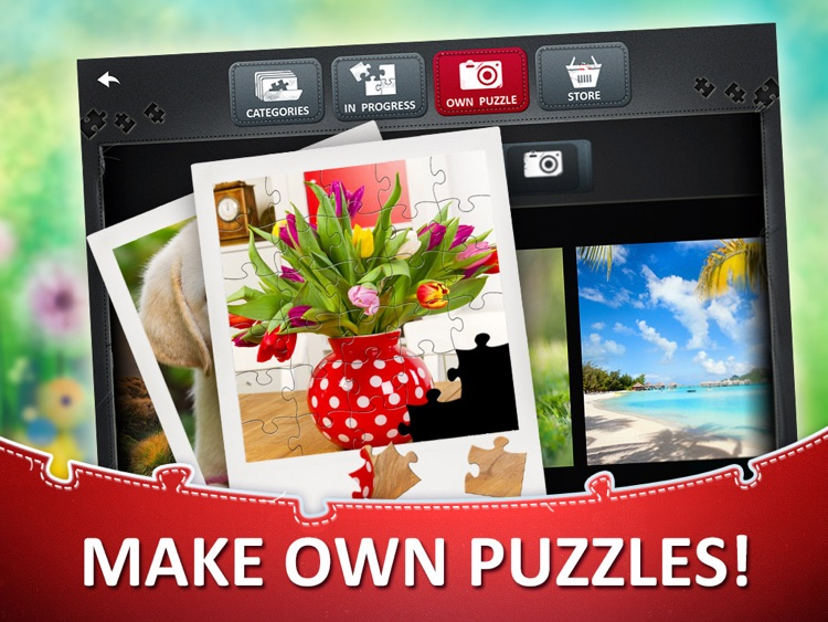 Jigsaw Puzzle Collection HD screenshot-3