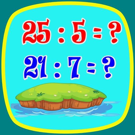 Division Math (kids math) free