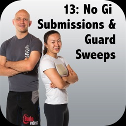 NoGi BJJ Submissions & Guard Sweeps, Bigstrong 13