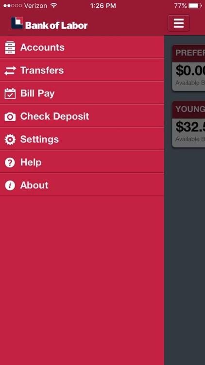 Bank of Labor Community screenshot-4