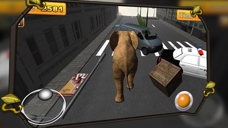 3D Elephant Simulator – Angry Animal Simulator