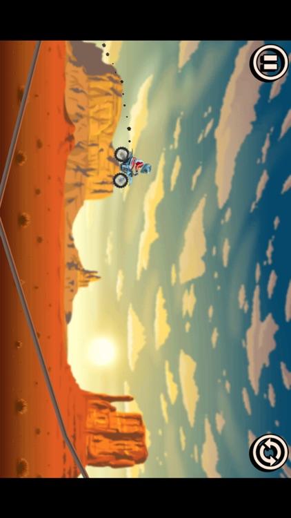 极限特技摩托车游戏:挑战速度与激情 screenshot-3