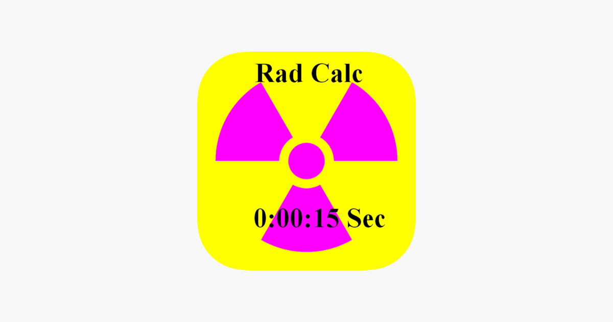 X-Ray Timer on the App Store