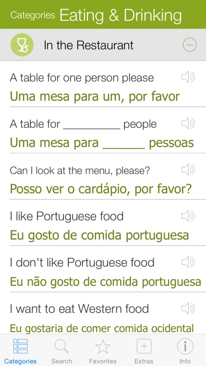 Portuguese Pretati - Speak with Audio Translation screenshot-1