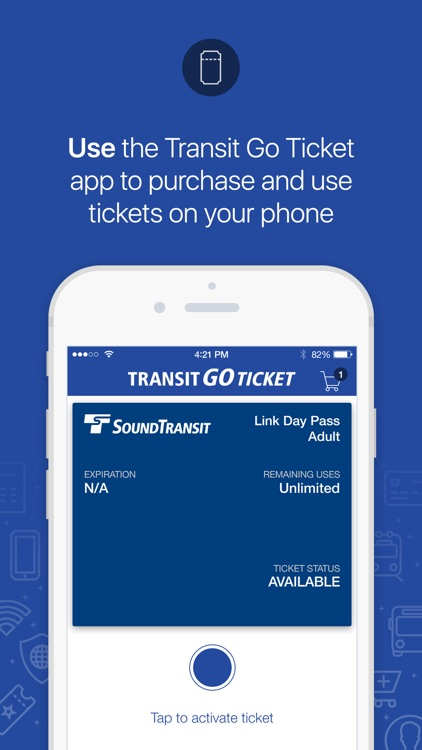Transit GO Ticket
