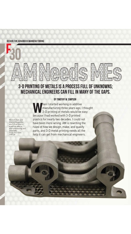 Mechanical Engineering Magazine screenshot-4
