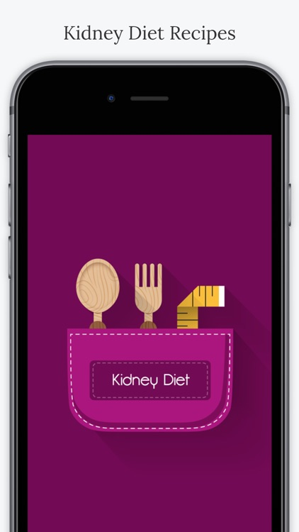 Kidney Diet Recipes screenshot-0