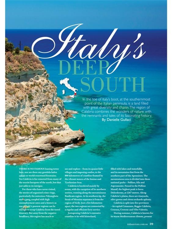 Italianicious Magazine screenshot-4