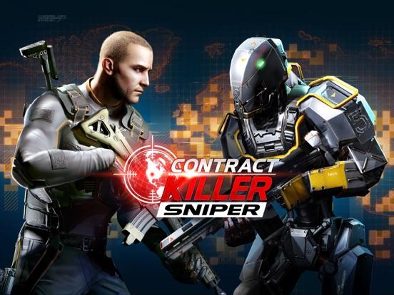 Contract Killer: Sniper-ipad-0