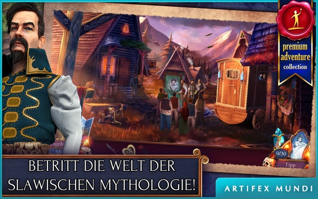 Eventide 2: Der Zauberspiegel Screenshot