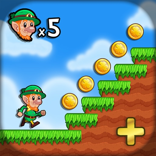Leps World 2 Plus - супер лучшая игра платформер