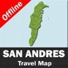 SAN ANDRES ISLAND – GPS Travel Map Offline Navigator
