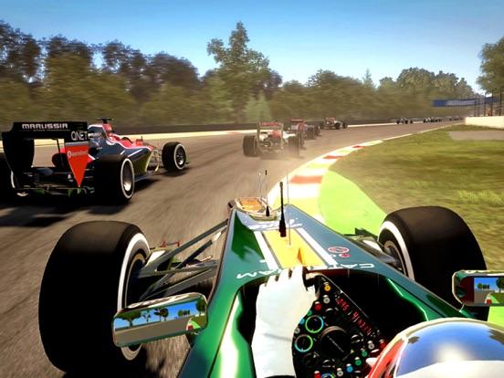 Игра T1 Race Masters