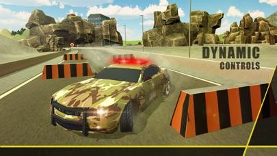 軍車運転 - トルク バーンアウト ・ スマッシュ コップチェイスのおすすめ画像2