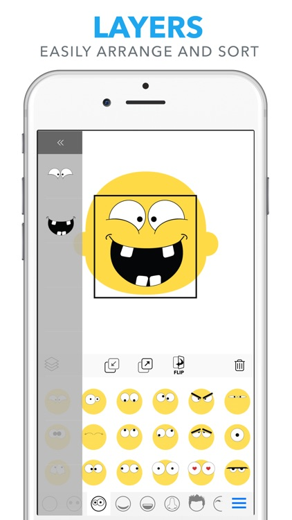 Emoji Factory - Create your own emojis screenshot-4
