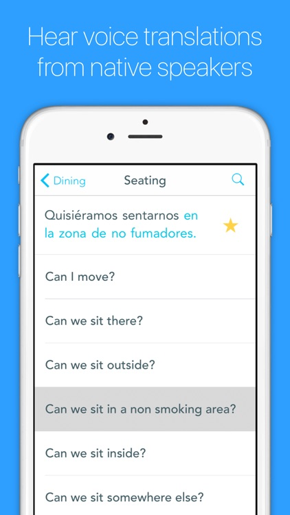 English to Spanish Translator for Travelers