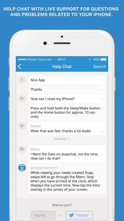 Tricks for iPhone (Pro) screenshot-4